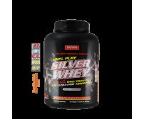 Silver Whey Protein - 5 LB - Cappucino