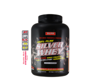 Silver Whey Protein - 5 LB - Strawberry